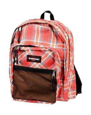 Рюкзаки и сумки на пояс EASTPAK. Цвет: красный