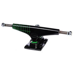 Подвеска 1шт. для скейтборда  Creature Black 8.25 (21 см) Krux. Цвет: черный,зеленый