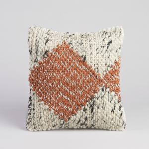 Чехол для подушки Filla AM.PM.. Цвет: экрю/ оранжевый