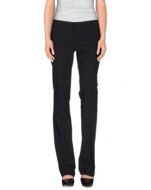 Повседневные брюки PT0W. Цвет: черный
