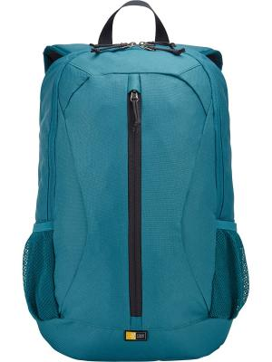 Рюкзак Case Logic Ibira для ноутбука 15.6 (IBIR-115-HUDSON). Цвет: морская волна