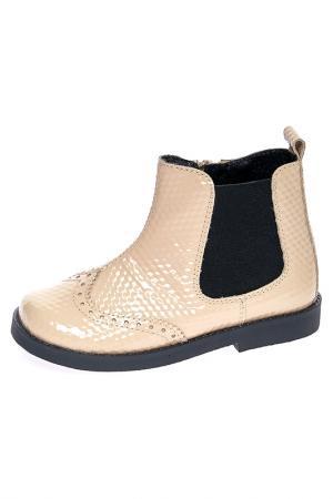 Ботинки CIAO. Цвет: кремовый
