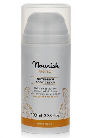 Питательный крем для тела NOURISH. Цвет: none