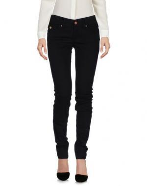 Повседневные брюки NOLITA. Цвет: черный