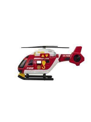 Пожарный вертолет Roadsterz HTI. Цвет: красный
