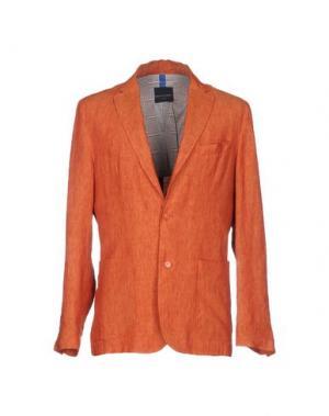 Пиджак HARMONT&BLAINE. Цвет: оранжевый