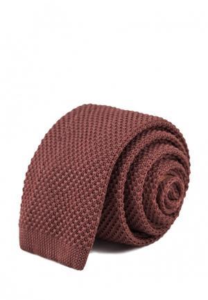 Галстук Churchill accessories. Цвет: коричневый