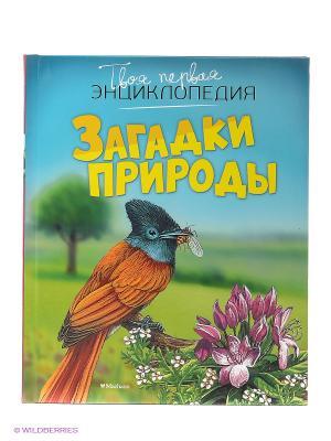 Загадки природы Издательство Махаон. Цвет: белый