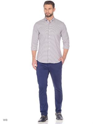 Рубашка MERCEDES-BENZ. Цвет: черный, белый, красный