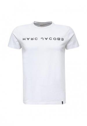 Футболка Marc Jacobs. Цвет: белый
