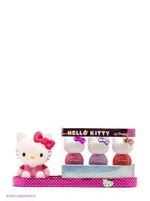 Подарочный набор Hello Kitty. Цвет: розовый