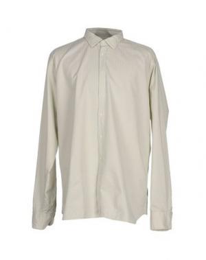 Pубашка BEVILACQUA. Цвет: светло-зеленый