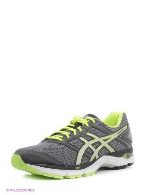 Спортивная обувь GEL-PHOENIX 8 ASICS. Цвет: черный, желтый, серый