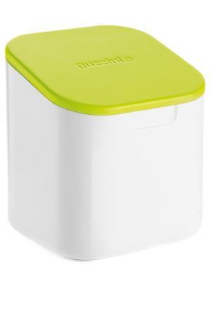 Емкость для хранения 1 л GUZZINI. Цвет: зеленый