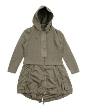 Куртка EUROPEAN CULTURE. Цвет: зеленый-милитари