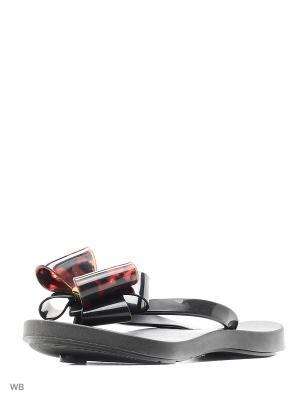 Пантолеты ZAXY. Цвет: черный