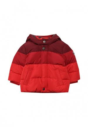 Куртка утепленная Gap. Цвет: красный