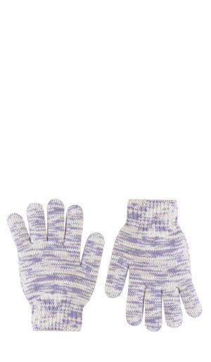 Перчаткифиолетов Перчатки ТВОЕ. Цвет: фиолетовый