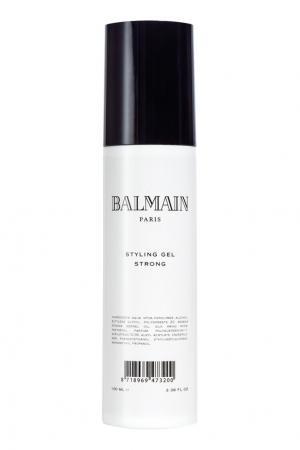 Стайлинг-гель сильной фиксации, 100 ml Balmain Paris Hair Couture. Цвет: золотой