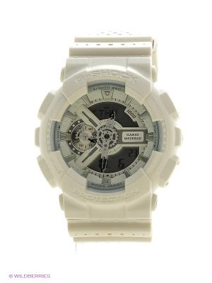 Часы G-Shock GA-110LP-7A CASIO. Цвет: белый