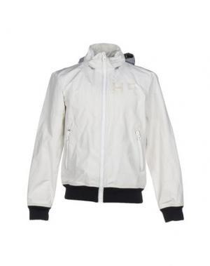 Куртка HISTORIC RESEARCH. Цвет: светло-серый