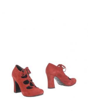 Ботинки GIONATA. Цвет: красно-коричневый
