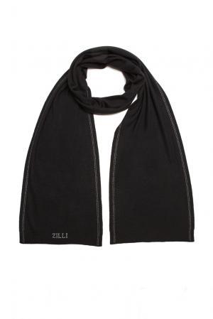 Кашемировый шарф с шелком 158188 Zilli. Цвет: разноцветный
