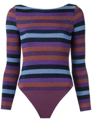 Knit body Cecilia Prado. Цвет: розовый и фиолетовый