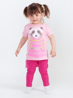 Комплект VATAGA. Цвет: розовый, фуксия