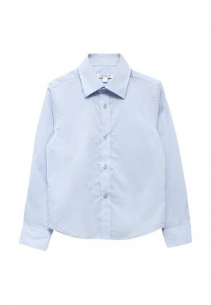 Рубашка Cleverly. Цвет: голубой