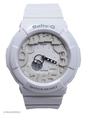 Часы Baby-G BGA-131-7B CASIO. Цвет: белый