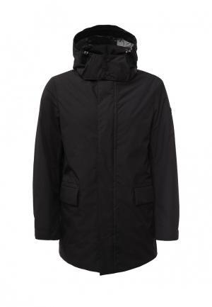 Куртка утепленная Peuterey. Цвет: черный