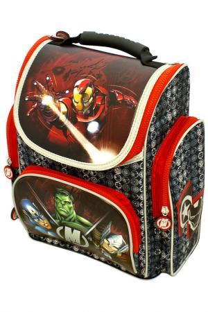 Рюкзак ортопедический Мстители Marvel. Цвет: мультицвет