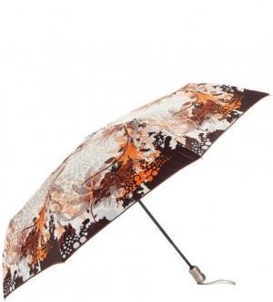 Складной зонт с сатиновым куполом Doppler. Цвет: мультиколор