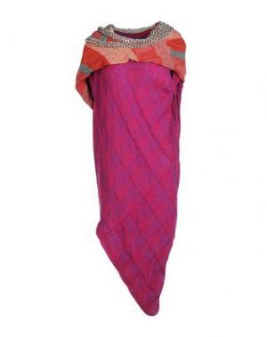 Платье до колена JUNYA WATANABE COMME des GARÇONS. Цвет: розовато-лиловый