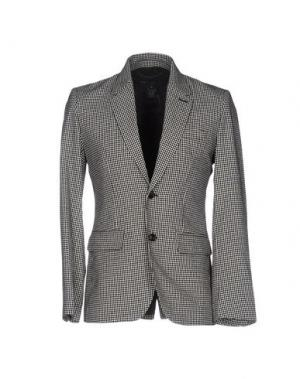 Пиджак MARC BY JACOBS. Цвет: черный