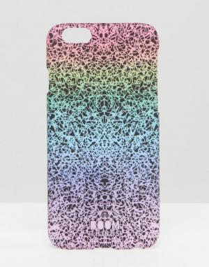 Boom Things Чехол для iPhone 6/6S Rorschach. Цвет: мульти