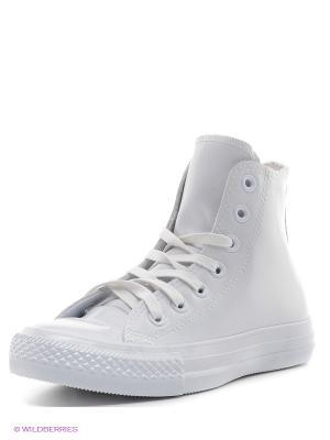 Chuck Taylor All Star Converse. Цвет: белый