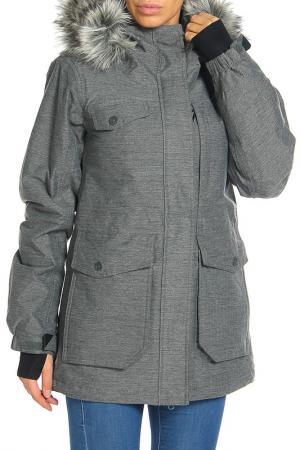 Куртка Bench. Цвет: мультицвет