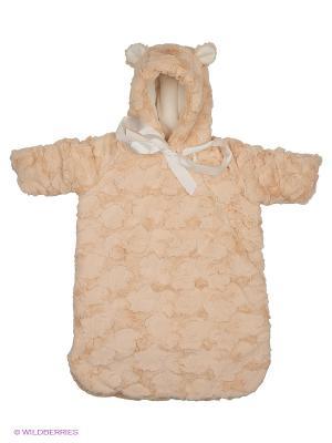 Конверт Медвежонок облака Сонный гномик. Цвет: молочный