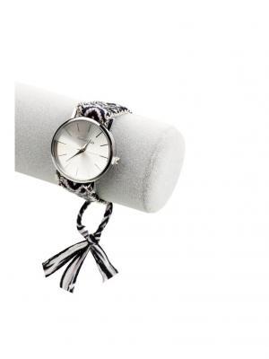 Часы наручные Funky Fish. Цвет: черный, белый