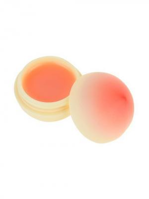 Бальзам-для губ SPF 15 MINI PEACH(персик), 7г Tony Moly. Цвет: прозрачный