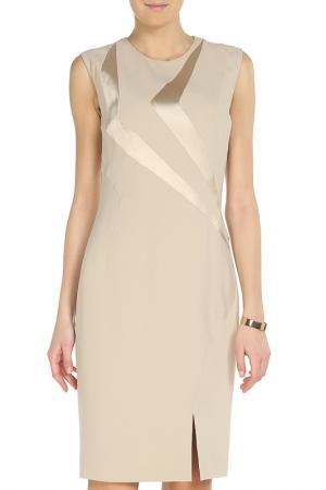 Универсальное платье с застежкой SIVIGLIA. Цвет: слоновая кость