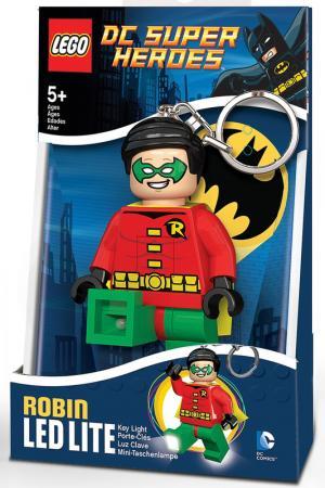 Брелоки-фонарик Lego. Цвет: красный