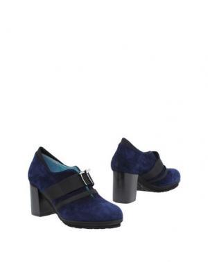 Ботинки THIERRY RABOTIN. Цвет: темно-синий