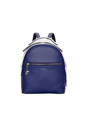Рюкзак Fiorelli.. Цвет: темно-синий, белый, синий