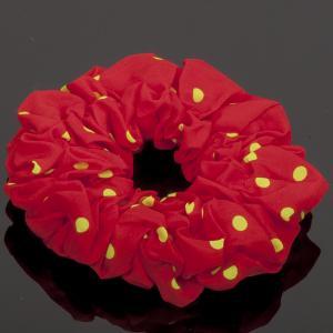 Резинка, арт. 07-583 Бусики-Колечки. Цвет: красный