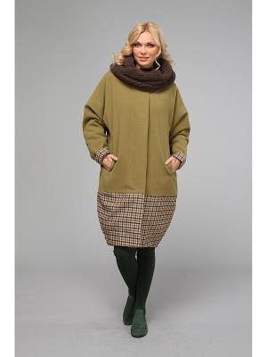 Комплект одежды KATA BINSKA. Цвет: оливковый