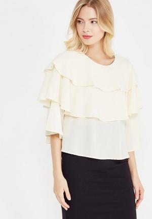 Блуза OVS. Цвет: бежевый