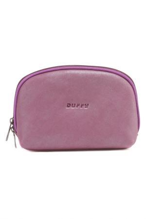 Косметичка Duffy. Цвет: фиолетовый